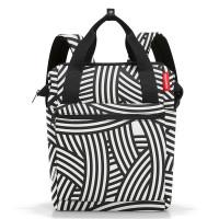 Reisenthel Allrounder R Backpack Zebra
