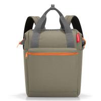 Reisenthel Allrounder R Backpack Olive Green