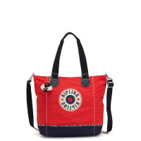 Kipling Shopper C Schoudertas Active Red Bl