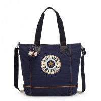 Kipling Shopper C Schoudertas Active Blue Bl