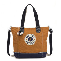 Kipling Shopper C Schoudertas Active Tan Bl
