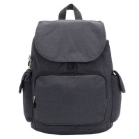 Kipling City Pack Medium Backpack Night Grey