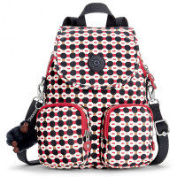 Kipling Firefly Up Backpack ShapeMix Block