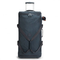Kipling Teagan L Wheels True Navy