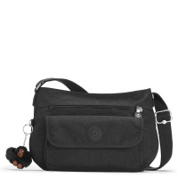 Kipling Syro Schoudertas True Black