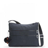 Kipling Alvar Basic Schoudertas True Navy