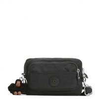 Kipling Multiple Schoudertas/Heuptas True Black