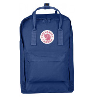 "FjallRaven Kanken Laptop 17"" Rugzak Deep Blue"
