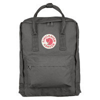 FjallRaven Kanken Rugzak Super Grey