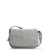 Kipling Earthbeat S Schoudertas Smooth Grey