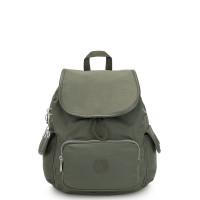 Kipling City Pack S Backpack Rich Green