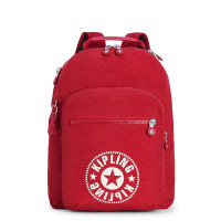 Kipling Clas Seoul New Classics Rugzak Lively Red