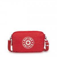 Kipling Basic Schoudertas Classic Niman Foldable Active Red