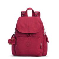 Kipling City Pack Mini Backpack Radiant Red C