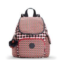 Kipling City Pack Mini Backpack Shape Mix Block