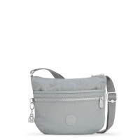 Kipling Arto S Schoudertas Smooth Grey