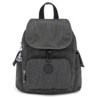 Kipling City Pack Mini Backpack Black Peppery