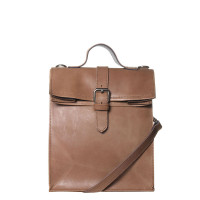 Laauw AMS The Nine Streets Bag Cognac