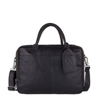 "Cowboysbag Laptop Bag Fairbanks Schoudertas 15"" Black"