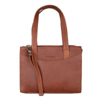"Cowboysbag Clean Laptop Bag Lismore 13"" Cognac"
