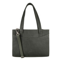 "Cowboysbag Clean Laptop Bag Lismore 13"" Dark Green"