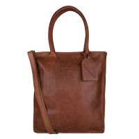 "Cowboysbag Bag Woodridge Schoudertas 13"" Cognac"
