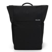 Salzen Vertiplorer Plain Backpack Phantom Black