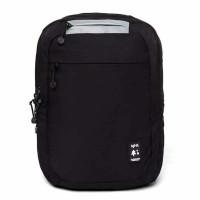 """Lefrik 101 Reflective Backpack 15"""" Black"""