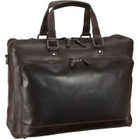 Leonhard Heyden Dakota Laptoptas Brown 7562