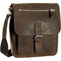 Leonhard Heyden Salisbury 7650 Shoulder Bag S Brown 7650
