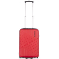 Line Brooks Handbagage Koffer Upright 55 Chili Red