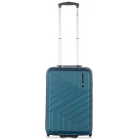 Line Brooks Handbagage Koffer Upright 55 Pearl Blue