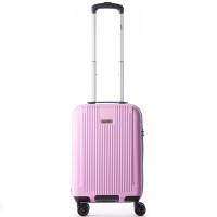 Line Noorvik Handbagage 4 Wheel Spinner Pink