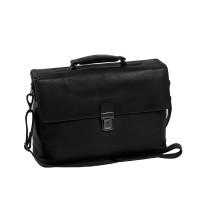 Chesterfield Linz Business Laptop Bag Black