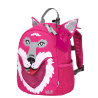 Jack Wolfskin Little Jack Rugzak Pink Peony