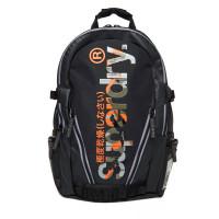 Superdry Tarp Camologo Backpack Black