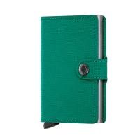 Secrid Mini Wallet Portemonnee Crisple Emerald