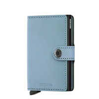 Secrid Mini Wallet Portemonnee Matte Blue