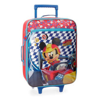 Disney Soft Trolley 50 Cm 2 Wheels Mickey Race