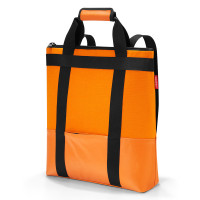 Reisenthel Daypack Schouder/ rugtas Canvas Orange