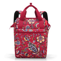 Reisenthel Allrounder R Backpack Paisley Ruby