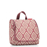 Reisenthel Toiletbag Diamonds Rouge