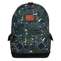 Superdry Montana Squad Backpack Squad Camo Splat