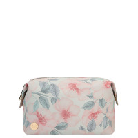 Mi-Pac Wash Bag Toilettas Midnight Garden Pastel Pink