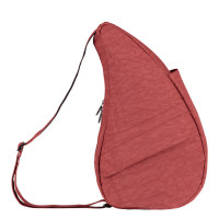The Healthy Back Bag The Classic Collection Textured Nylon M Redwood