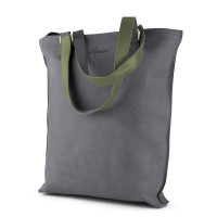 Laauw Madrid Retiro Shopper Off Black