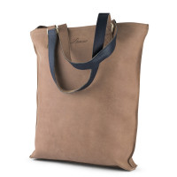 Laauw Madrid Retiro Shopper Cognac
