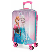 Disney Trolley 55 Cm 4 Wheels Frozen Fantasy
