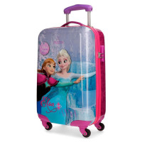 Disney Trolley 55 Cm 4 Wheels Frozen Magic