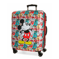 Disney Trolley 68 Cm 4 Wheels Mickey Posters